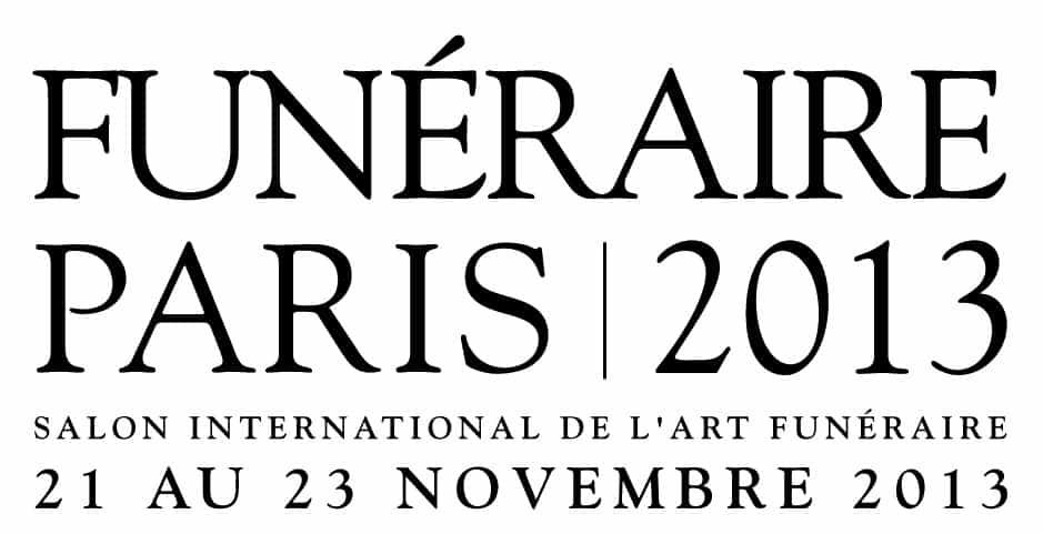 logo funéraire paris 2013